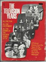 1974 The Television Years Pictorial Magazine