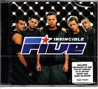 FIVE - INVINCIBLE - CD (NUOVO SIGILLATO)