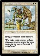COMMANDER EESHA Judgment MTG White Creature — Bird Soldier RARE