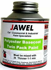 BASECOAT PAINT, COPPER METALLIC PEARL