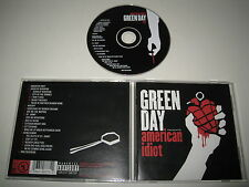 GREEN DAY/AMERICAN IDIOT(REPRISE/9362-48777-2)CD ALBUM