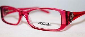 Brand New Ladies Vogue Glasses Model VO2624-b Col W974 With Free Sv Lenses