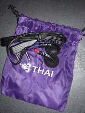 Airline's Souvenir: Thai Airways Earphone