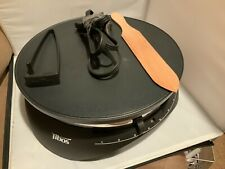 Krampouz CEBPC2BS Tibos Electric Crepe Maker
