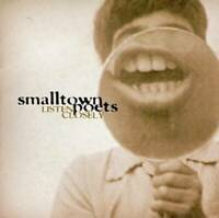 Listen Closely - Audio CD By Smalltown Poets - VERY GOOD