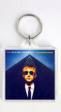 The Divine Comedy-Promenade Lp Cover KEYRING LLAVERO