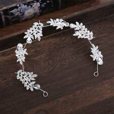 Crystal Rhinestone Bridal Headpieces Wedding Hair Accessories for Bride Headband