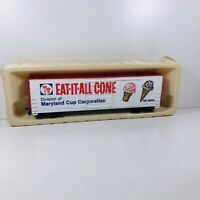 Vintage HO Life Like Eat-It-All Cone 50' Advertising Box Car Freight Car