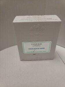 Creed Virgin Island Water Perfume 1.0 oz / 30 ml Millesime Spray New In Box