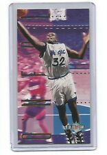 1995-96 NBA JAM SESSION FUEL INJECTOR SHAQUILLE O'NEAL #F6 MAGIC NM-MINT RARE!!