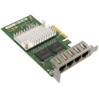 Fujitsu Netzwerkkarte 4x 1Gbps LP D3045-A11 S26361-D3045-A100