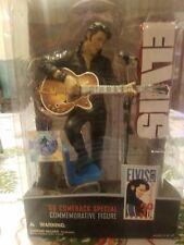 Elvis '68 comeback special commemorative figure