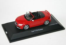 AUDI TT RS turbo RED MISANO rot 07377 Schuco 1:43 New!