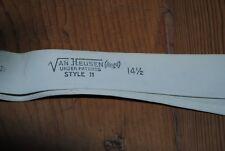 Van Heusen egyptian cotton collar size 14 1/2.