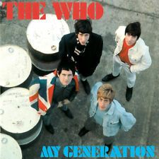 THE WHO - My Generation (Deluxe Edition) (JC)