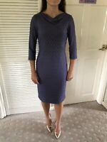 Reiss Tatiana Lilac Purple Pencil Dress Size 8