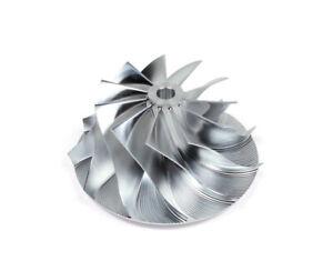Wicked Wheel 2 Billet Turbo Compressor Wheel For 01-04 Chevy/GMC 6.6 Duramax LB7