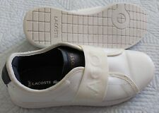 Womens Lacoste carniby slip sive US 7 Good condition