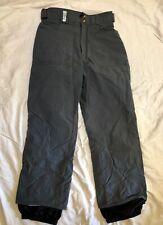 Burton Bio-lite Ski Snowboard Pants, Mens Large