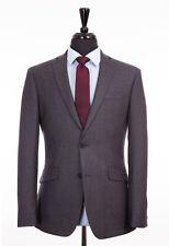 Men's Pierre Cardin Suit Grey Tailored Fit 50R W42 L32