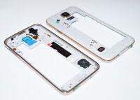 Original Samsung SM-G900F Galaxy S5 Gehäuse Rahmen Cover komplett, Gold