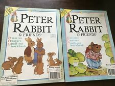 Peter Rabbit and Friends Comics 1994