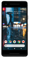 Google Pixel 2 - 64GB -Just Black (Unlocked), factory sealed, Brand New in Box