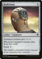 Skullclamp - Lightly Played - Commander 2016 - 271