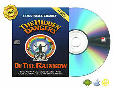Hidden Dangers of the Rainbow Age of Barbarism by Constance Cumbey Book On CDROM