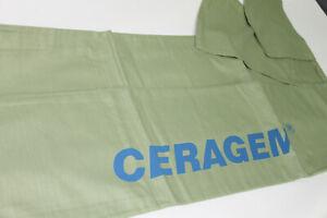 Ceragem Massageliege Massage Bett Abdecktuch Schutztücher Tuch Set CGM M3500