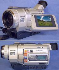 Sony DCR-TRV740E PAL Digital 8 ,Hi8, Video8 Megapixel Camcorder + Gewährleistung