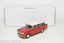 . K&R REPLICARS MORRIS OXFORD AUSTIN A55 CAMBRIDGE RED WHITE MINT BOXED
