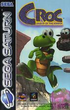 ## SEGA SATURN - Croc: Legend of the Gobbos - TOP ##