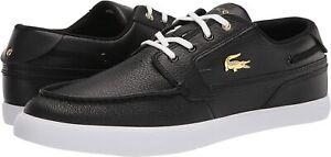 Men's Shoes Lacoste BAYLISS DECK 0721 1  Sneakers 41CMA0062312 BLACK / WHITE