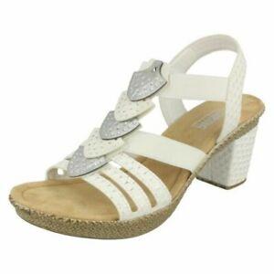 Ladies Rieker Slingback Sandals '66514'