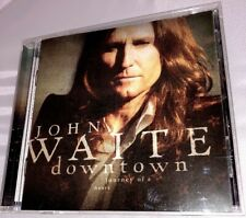 John Waite DOWNTOWN JOURNEY OF A HEART CD The Babys Bad English Frontman MINT
