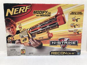 NOS Nerf N-Strike Recon CS-6