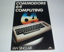 Commodore 64 computing Paperback – 1983 isbn 0131523066