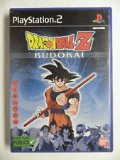 COMPLET jeu DRAGON BALL Z BUDOKAI 1 sur playstation 2 PS2 en francais juego TBE