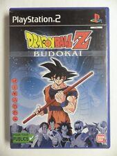 COMPLET jeu DRAGON BALL Z BUDOKAI 1 sur playstation 2 PS2 en francais gioco TBE