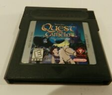 Quest for Camelot Nintendo Game Boy Color GBC Game Cart