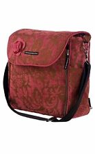 Petunia Pickle Bottom Boxy Backpack Diaper Bag Floral Fond Of Flora Pink $189