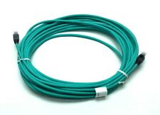 LUMBERG AUTOMATION 0985 342 500//0.5M ETHERNET CORD 0.5 METERS NEW* #207226
