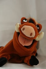 Pumbaa The Lion King Disney Beanbag Doll
