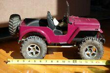 Kyosho Optima based Renegade CJ7  VTG RARE Jeep Laredo metal body