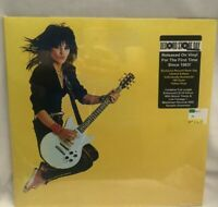 Joan Jett & The Blackheart  YELLOW  Vinyl NUMBERED #1540 SEALED/NEW Rare!!! 2013