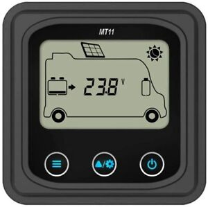 EPEVER MPPT MT11 LCD Display Remote Meter Real-Time for DuoRacer Series