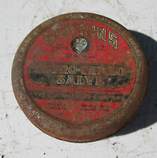 Watkins Petro Carbo Salve 1 1/4oz Tin Much Surface Rust Has not been open by me