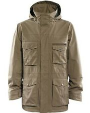 FOURSQUAR Men'sE FOUNDATION VISE 12 JACKET - Walnut - Small - NWT
