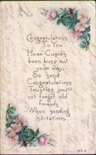 (vek) Greeting Postcard